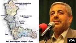 Qərbi Azərbaycan vilayətinin valisi Qurbanəli Səadət