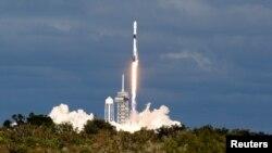 Запуск ракети Falcon 9 компанією SpaceX 15 листопада 2018 року