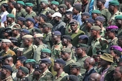 Report on Zimbabwe Army Involvement in Mugabe Succession Filed By Irwin Chifera