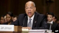 Министр национальной безопасности США Джей Джонсон.