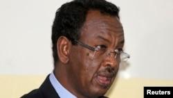 Abdi Farah Shirdon dilengserkan dari jabatannya sebagai PM Somalia setelah kalah dalam voting di parlemen hari Senin 2/12 (foto: dok).