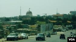 Luanda sem cantinas