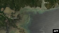 Нафтова пляма досягла берегів США
