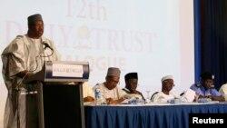 Ministan Harkokin Cikin Gida Abdiulrahman Bello Dambazau