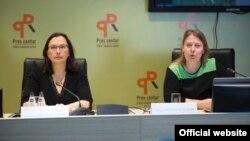 Predstavnica Svjetske banke za Hrvatsku, Crnu Goru i Sloveniju, Sanja Madžarević Šujster (Foto: rtcg, PR Centar)