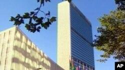 聯合國總部大樓。