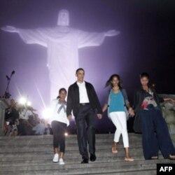 Rio de Janeyro, Braziliya, 20 mart 2011