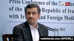 Presiden Iran, Mahmoud Ahmadinejad, menolak kritikan dalam negeri yang meningkat terkait kebijakan ekonominya (Foto: dok). Saat ini mata uang Rial anjlok hingga rekor terendah atas dolar Amerika.