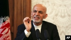 رئیس جمهور غنی گفت که اکنون اعتیاد به یک مشکل جدی در افغانستان مبدل شده است