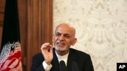 جمهوررئیس غني وایي د افغانستان بې ثباتي د سیمې بې ثباتي ده