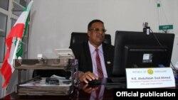 Abdifatah Saed Ahmed