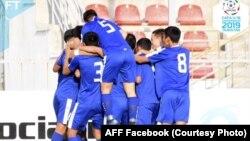تیم فوتبال زیر سن شانزده سال ازبکستان