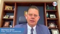 Corrupción en Guatemala... Hermann Girón presidente CACIF