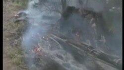 2012-01-06 粵語新聞: 智利山火致六名消防人員死亡