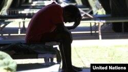پناهجوی بی سرنوشت در بازداشتگاه ناورو