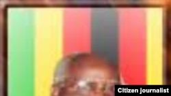 Vice President John Landa Nkomo