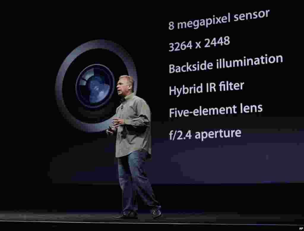 La cámara fotográfica incorporada en el teléfono tiene una resolución de 8 megapixeles.