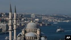 Panorama Istanbula