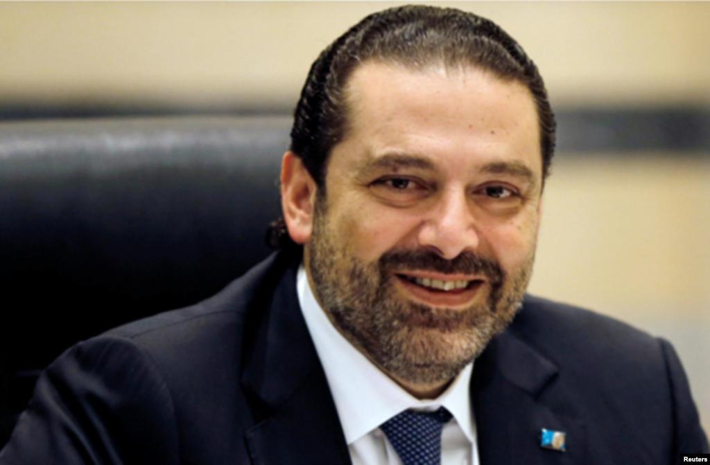 سعد حریری در استعفای خود از نفوذ جمهوری اسلامی ایران ابراز نگرانی کرد.