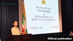 ဆီြဒင္ ျမန္မာမိသားစုမ်ားနဲ႔ အတိုင္ပင္ခံပုဂၢိဳလ္ေတြ႕ဆံု (ministry of foreign affairs myanmar)
