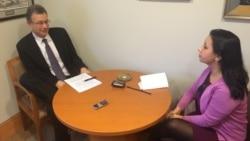 Exclusive interview: Daniel Rosenblum, DAS of State for Central Asia talks to Navbahor Imamova, VOA Uzbek