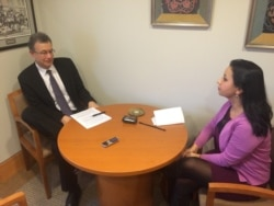 Exclusive interview: Daniel Rosenblum, DAS of State for Central Asia talks to Navbahor Imamova, VOA Uzbek