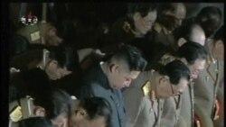 2011-12-25 粵語新聞: 北韓批評南韓對金正日去世的反應