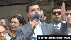 HDP eski Eş Genel Başkanı Selahattin Demirtas