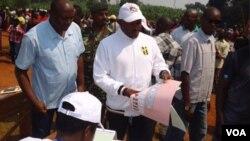 Election Ngozi