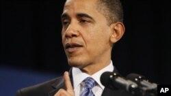 Мнозинство го поддржува Обама за беспилотните напади, повлекувањето на силите...