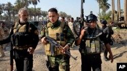 Los efectivos asistirán a las tropas iraquíes y kurdas en la lucha contra el Estado Islámico.