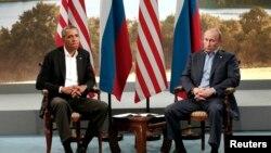 Las relaciones entre los presidentes Barack Obama y Vladimir Putin podrían estar pasando por su peor momento.