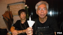 香港市民楊先生