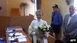 Судді Луценка йдуть у відпустку, Тимошенко пророкують ув'язнення