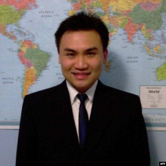 Tiến sĩ Trần Lê Anh, giáo sư kinh tế Đại học Lasell, tiểu bang Massachusetts