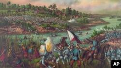 1899年的马尼拉战事