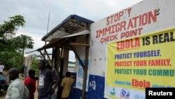 Los cuatro países infectados por el ébola en África occidental se encuentran en estado de emergencia para combatir la enfermedad.