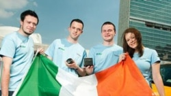 Imagine Cup 2011 Software Design First Place Winners: Team Hermes from Ireland