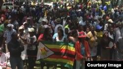 Zvimwe zvizvarwa zveZimbabwe zvaungana muAfrica Unity Square