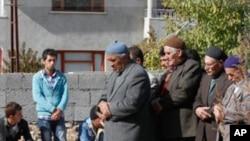 তুরস্কের ভ্যান প্রদেশে ভূমিকম্পে মৃতের সংখ্যা বাড়ছে