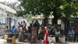 A Brazzaville, 1200 anciens travailleurs mécontents organisent chaque jour un concert de casseroles