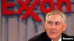 CEO ExxonMobil Rex W. Tillerson (Foto: dok).