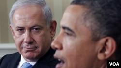 """Netanyahu destacó que """"estamos de acuerdo en que una paz basada en ilusiones"""", eventualmente """"se va a estrellar con la realidad""""."""