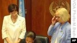 美签署世界残疾人权利公约