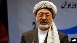 کریم خلیلی، معاون دوم رئیس جمهور پیشین افغانستان