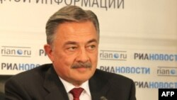 Камиль Исхаков на пресс-конференции в Москве