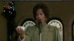 Lagu-lagu terpopuler Whitney Houston - Liputan Berita VOA 13 februari 2012