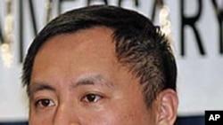 天安门民主运动学生领袖王丹(资料照)