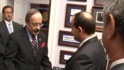 Presidenti Nishani në Kongresin amerikan