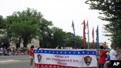 独立节游行